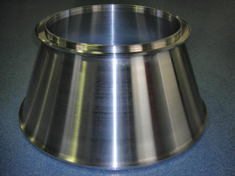 Bearing Support Aluminum