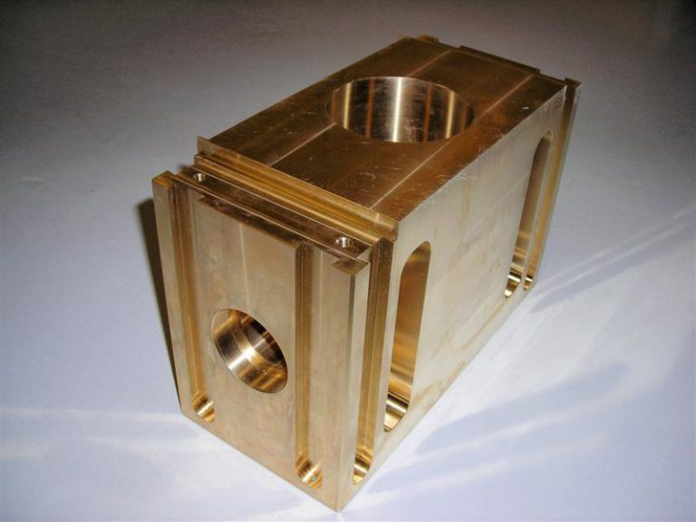 Hoist Slider Block-Aluminum Bronze